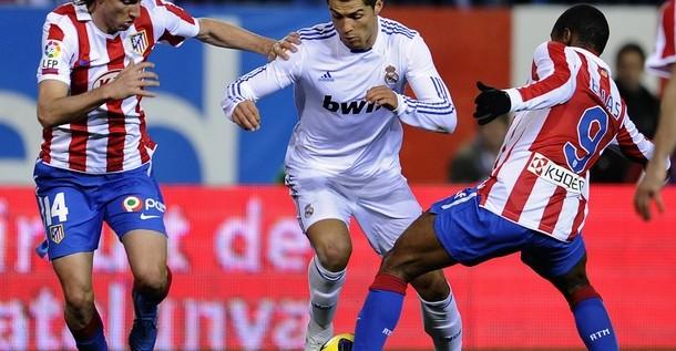 Real Madrid y Atlético se enfrentarán en 4tos de Champions