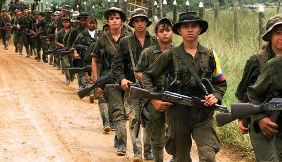 Colombia: FARC tiene unos 8.000 guerrilleros