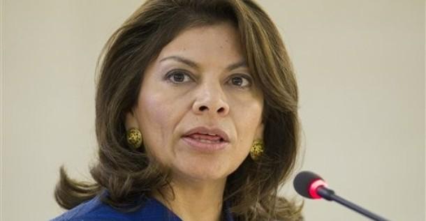 México y Centroamérica sufren ubicación perversa: Chinchilla
