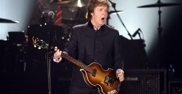 Paul McCartney pagó 2.289.600 dólares en impuestos tras concierto en Urugua