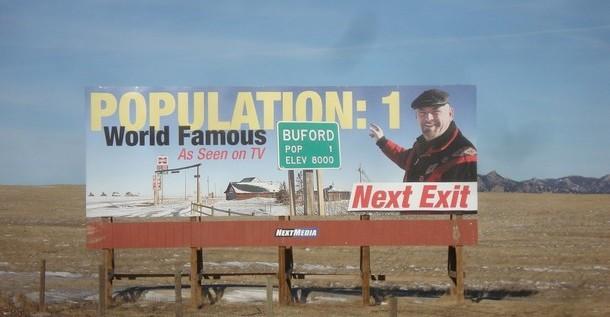 Ponen a la venta el pueblo más pequeño de EE.UU. por 100.000 dólares