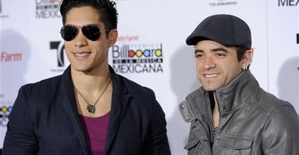Venezolanos Chino y Nacho reciben las llaves de la ciudad de Miami