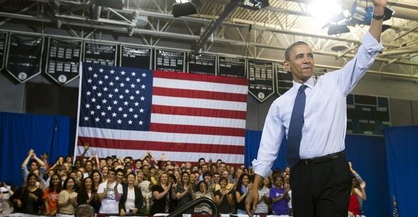 Obama arranca mañana su campaña de reelección con mítines en Ohio y Virginia