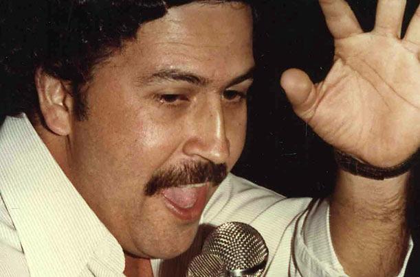 Pablo Escobar Drug Lord