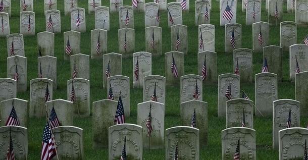 El 7% de veteranos de guerra en EE.UU. son mujeres, el doble de hace 20 años