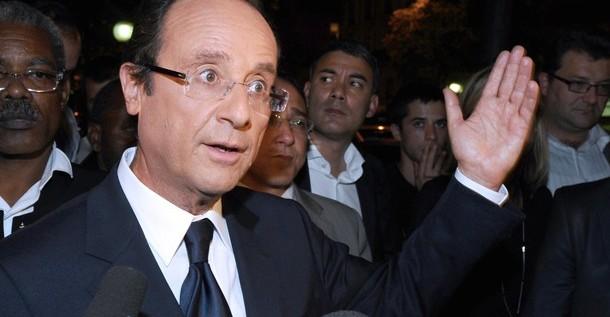 El descontento con Hollande crece cumplidos 50 días de su elección