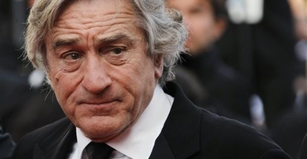 Entregan premio Made in NY a Robert De Niro, Meryl Streep y Whoopy Goldberg