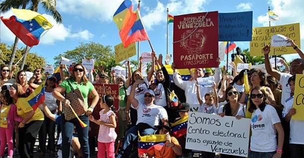 Oficina electoral venezolana no abrirá centro de votación en Miami