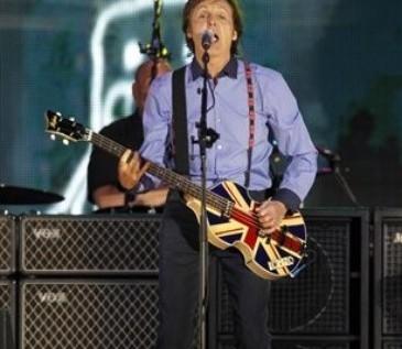 """""""Hey Jude"""", de los Beatles, culminará la ceremonia de apertura de los Juegos"""