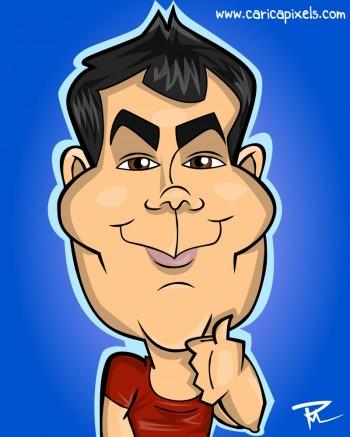 """Los Protagonistas… El """"Don"""" del caricaturista"""