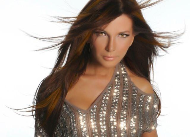 La cantante Ámbar de gira por Orlando