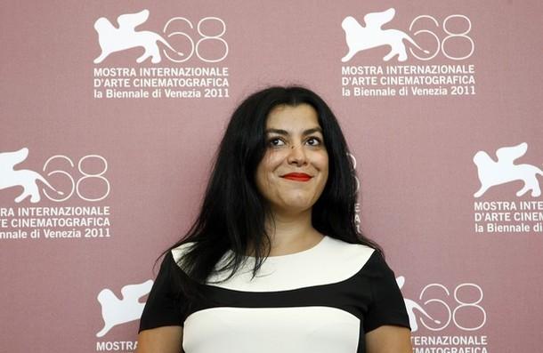 """Marjane Satrapi: """"No quiero ser como un banquero que juega con el dinero"""""""
