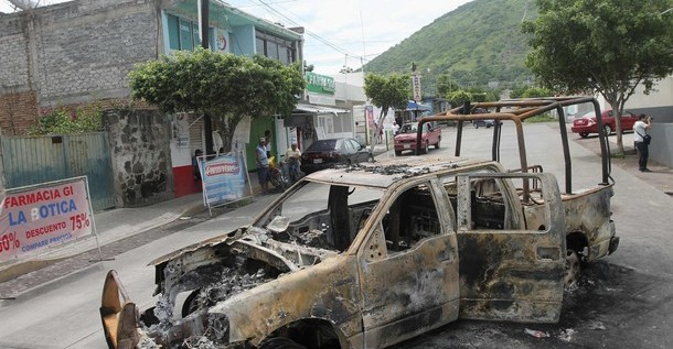 México vive recrudecimiento de la violencia vinculada al crimen organizado
