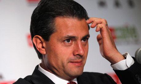 Presidente electo de México se compromete a combatir corrupción
