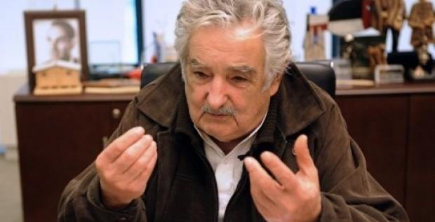 """Uruguayo José Mujica: """"No soy un presidente pobre"""""""