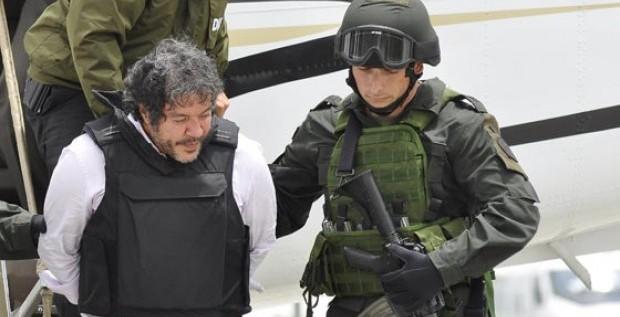 Narco colombiano se declara culpable en Florida