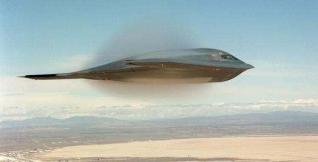 Publican imágenes de un nuevo avión chino indetectable por radar