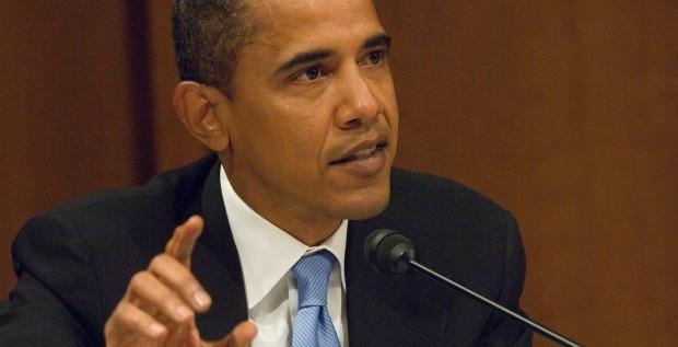 El presidente Obama aventaja a su rival republicano Romney en tres Estados claves