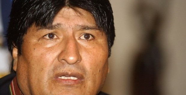 """Evo Morales: """"tener relaciones con embajada de EEUU es como una caca"""""""