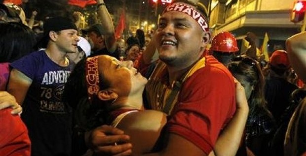Los 13 años de Gobierno socialista de Chávez en Venezuela