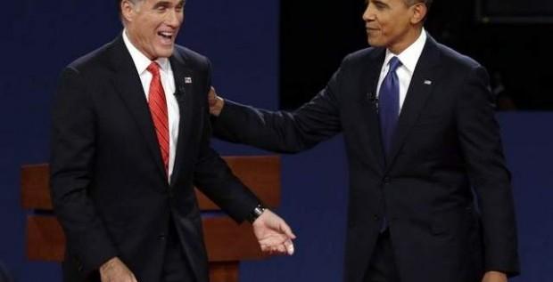 Romney vence con claridad a Obama en el primer debate televisado entre ambos