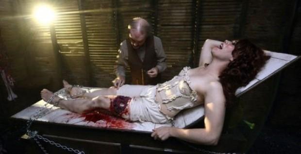 'Asesinos en serie', una instalación en Nueva York que pone los pelos de punta