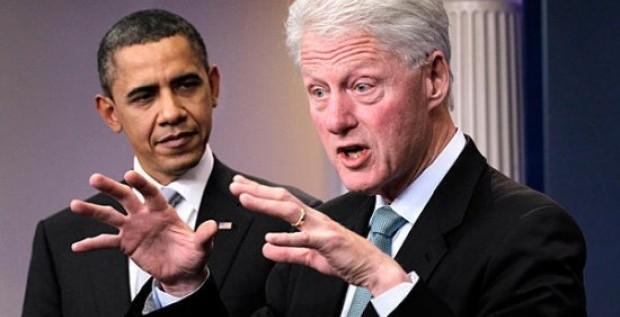 Obama y Bill Clinton harán campaña juntos