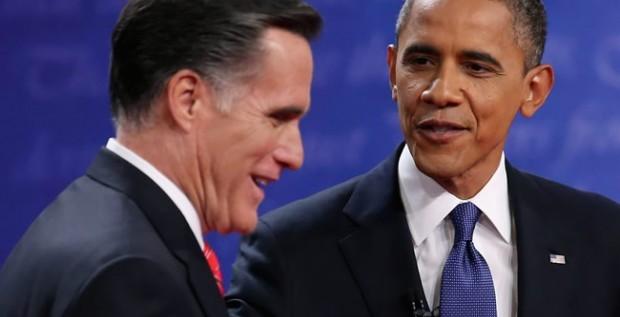 Obama ridiculiza la política exterior de Romney, que contraataca con la economía