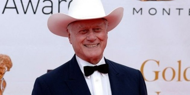 Muere Larry Hagman, el 'JR' de Dallas