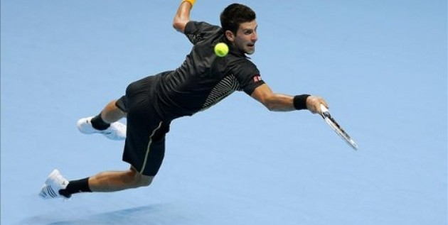 Djokovic es el maestro y Del Potro un alumno muy aventajado