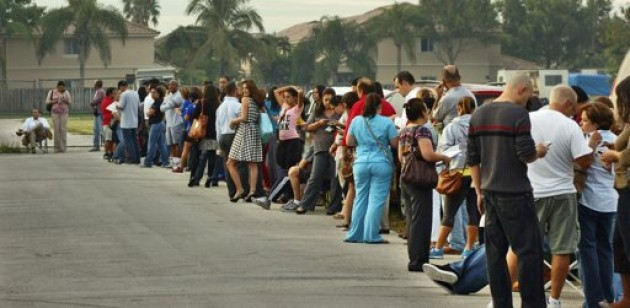 El 58% de latinos en Florida vota por Obama y 40% por Romney, según sondeo