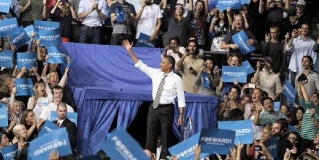 Obama pide a votantes que recuerden el pasado