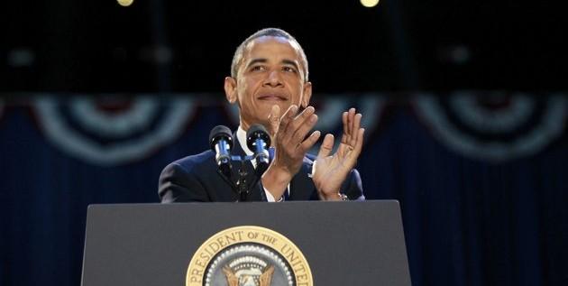Barack Obama gana la reelección en EEUU y vuelve a hacer historia