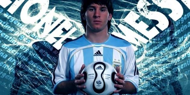 Los jugadores brasileños eligen a Messi como el mejor del mundo