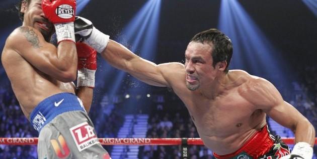 Márquez destruye por nocáut a Pacquiao en el sexto asalto