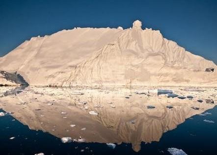 En la Antártida, el nivel del mar subió 11,1 milímetros desde 1992