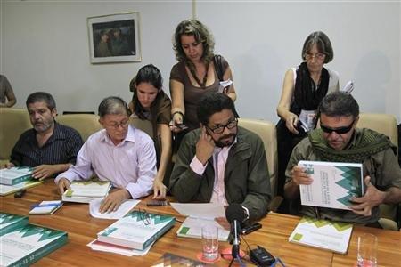 Los rebeldes de las FARC anuncian que ponen fin al alto el fuego