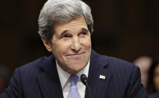 Kerry: EEUU no puede salir del escenario mundial