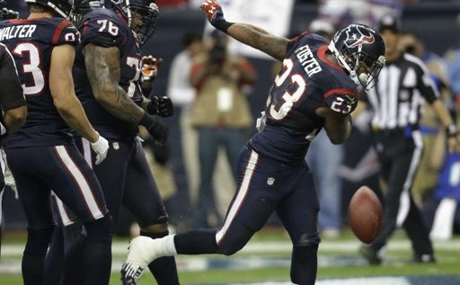 NFL: Houston supera a los Bengals en los playoffs