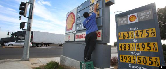 Se esperan buenas noticias con el precio de la gasolina en 2013