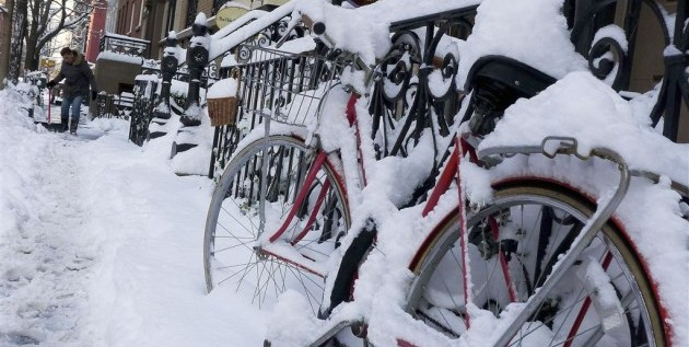 El noreste de Estados Unidos se prepara para tormentas de nieve