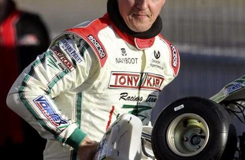 Michael Schumacher volverá a subirse a un Fórmula Uno el 19 de mayo