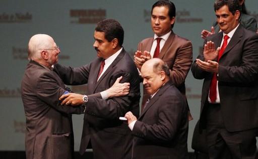 En Cuba, Maduro ratifica alianza con La Habana