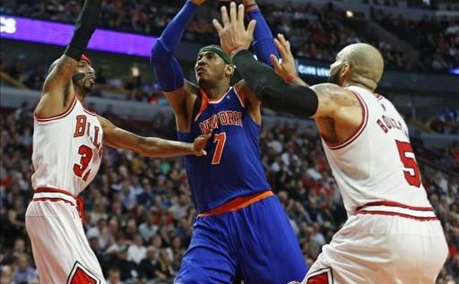 Robinson se venga de los Knicks y les corta su racha ganadora