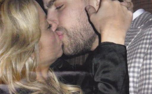 Shakira y Piqué dan rienda suelta a su amor