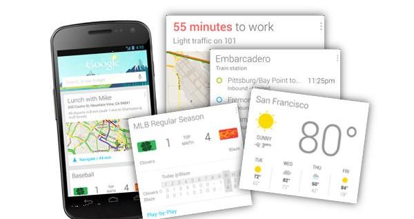 ANALISIS: Google Now, útil como suplemento de Siri