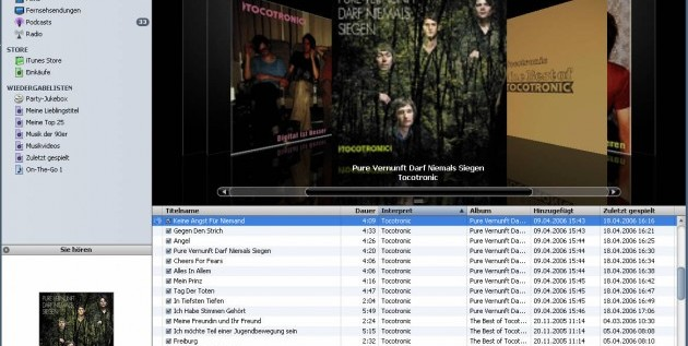 iTunes celebra 10 años de revolución musical
