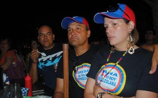 Los venezolanos de Miami reciben defraudados la victoria de Nicolás Maduro