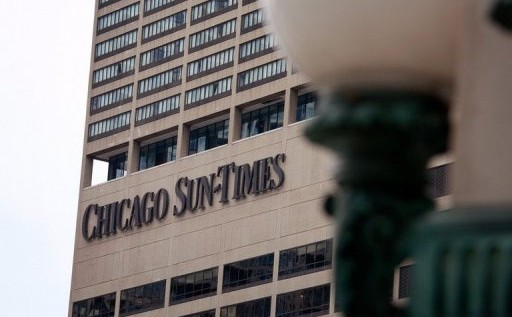 Diario de EEUU Chicago Sun-Times despide a todos sus fotógrafos