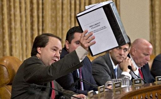 Legislador republicano critica acciones del IRS